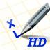 Kreuzworträtsel Pro XL HD (AppStore Link)