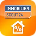Baufinanzierung: Immobilien Scout24 – Finanzplaner, Zinsen und Rechner (AppStore Link)