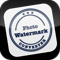 Watermark FX: rename, resize & convert photos - add logo, text or line (AppStore Link)