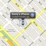 iPhone und iPad GPS Ortung