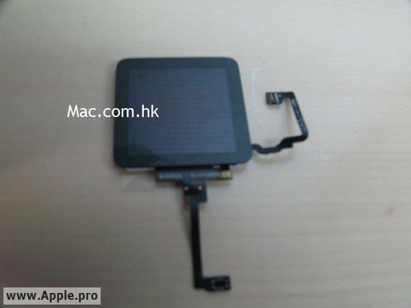 kleinster Apple Tourchscreen