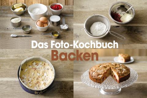 Das foto kochbuch backen mit ipad iphone in die for Kochbuch backen