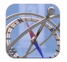 GyroCompass 3D App