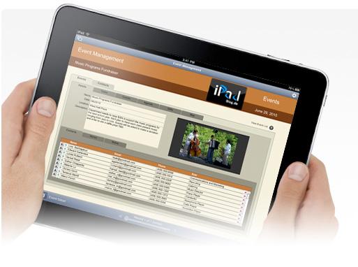Mit FileMaker Go können Sie Ihre FileMaker Pro-Daten auf Ihrem iPad ansehen, suchen oder bearbeiten. Ob Sie den Bestand Ihres Warenlagers prüfen, Veranstaltungen vor Ort organisieren oder auf Reisen den Projektstatus aktualisieren möchten, das alles können Sie von unterwegs erledigen. Erstellen Sie Ihre Datenbanken mit FileMaker Pro und greifen Sie dann mit FileMaker Go von unterwegs darauf zu. FileMaker Pro-Layouts sehen auf dem großen Display des iPads beeindruckend aus. Für die meisten Lösungen sind keine Anpassungen nötig.