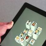 Das iPad mit 3D Bildschirm