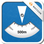 Navigon App help2park