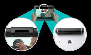 Logitech Tablet Speaker 2