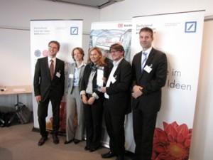 Preisverleihung - Deutschland Land der Ideen