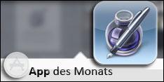 App des Monats Januar 2012 – Pages