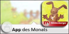 App des Monats März 2012 – Frohe Ostern