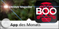App des Monats April 2012 – Bugaboo Passport