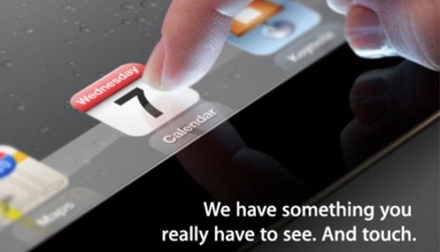 Liveberichterstattung iPad 3