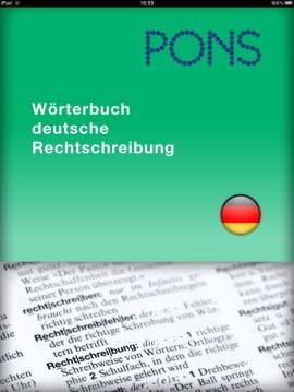 pons-wörterbuch-deutsche-rechtschreibung-ipad-app
