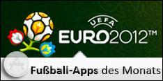Fußball-Apps des Monats Juni 2012