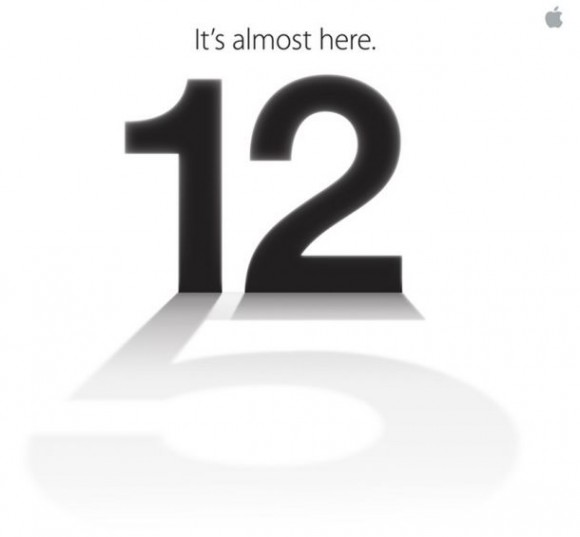 Apple Media-Event - It´s almost here - Vorstellung iPhone 5