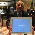 Dr. R. Farhumand nutzt die Cortal Consors App für iPad