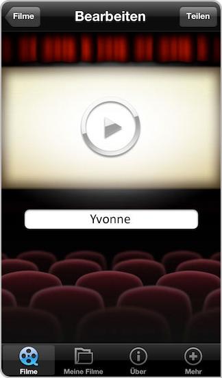 App Weihnachtsgrüße.Christmas Movie C Rds Die App Für Bewegte Weihnachtsgrüße Ipadblog
