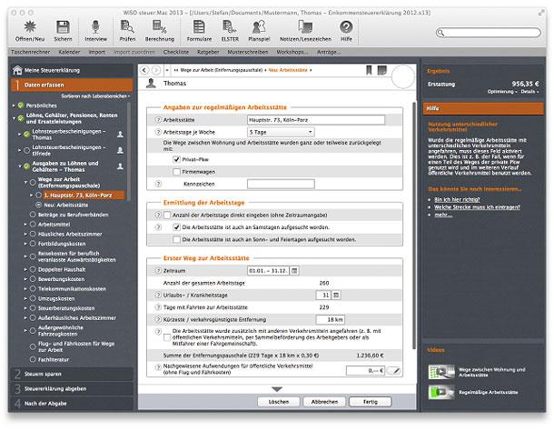 Screenshot Buhl Steuer Mac 02