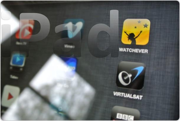 Watchever auf dem iPad