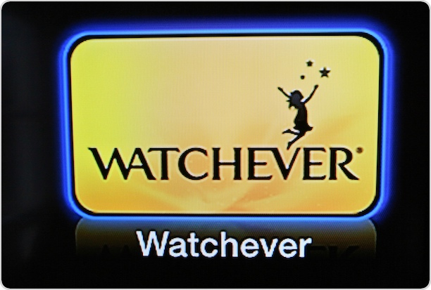 Watchever Icon auf dem AppleTV