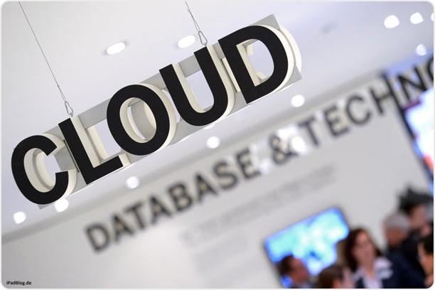 NAS als Cloud-Server - hier auf der CeBit 2013