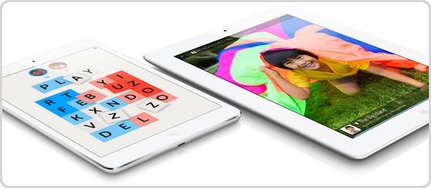 iPad Kampagne im März 2013