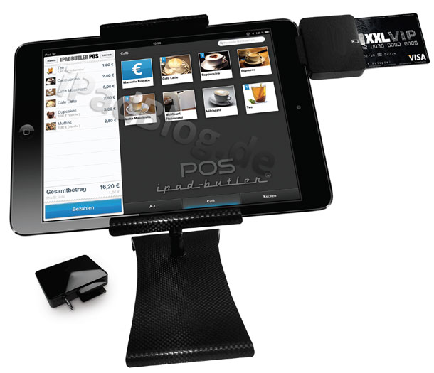 iPad-Butler-Point of Sale