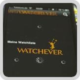 Icon Watchever auf dem iPhone