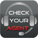 check your agent icon