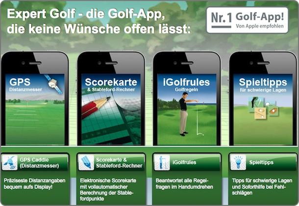 Expert Golf Module