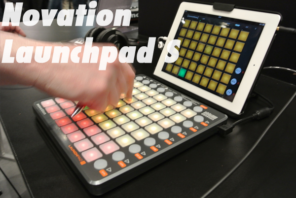 iPadBlog Novation Launchpad S