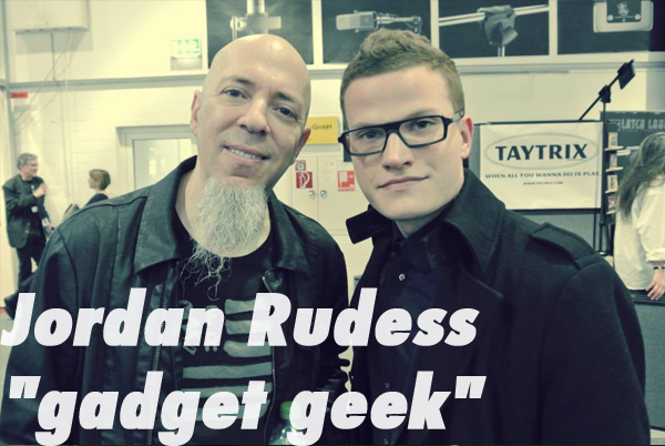 iPadBlog Jordan Rudess Dream Theater Colin Seebach