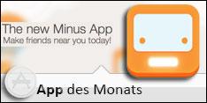 App des Monats Juni 2013 – Say hello