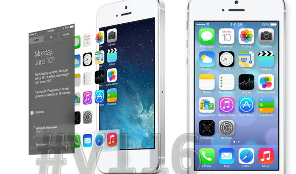 Titelbild zum Video V116 iOS 7 Offizieller Trailer