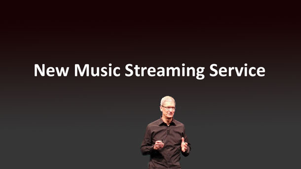 WWDC Music Streaming Service