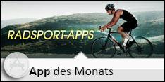 Apps des Monats Juli 2013 - Radsport Apps