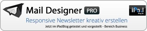 Banner zu Mail Designer - equinux