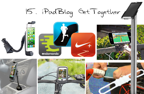 Titelbild des 15. iPadBlog GetTogether Event mit PEARL Produkten