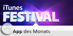 App des Monats September 2013: iTunes Festival London 2013