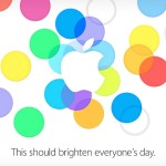 Apple Keynote am 10. September 2013