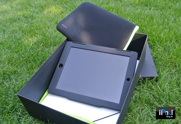 Leitz iPad Cover für den Datenschutz