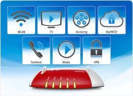 Neues FRITZ!OS mit privatem WLAN-Hotspot, Live TV, Vectoring und vielem    mehr