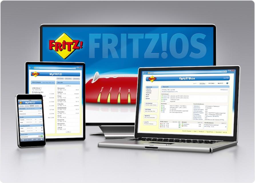 FRITZ!OS 6.0 von AVM bietet zahlreiche Innovationen