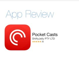 Pocket Cast in der iPadBlog Besprechung