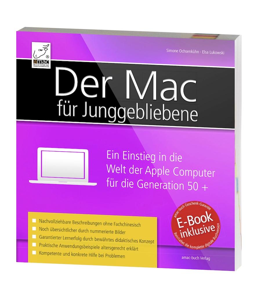 Der Mac für Junggebliebene