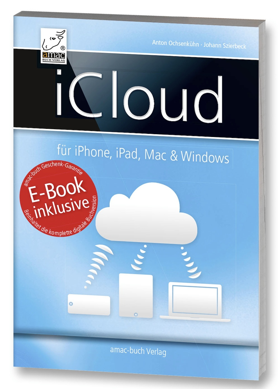 iCloud für iPhone, iPad, Mac & Windows