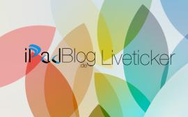 iPadBlog-Liveticker