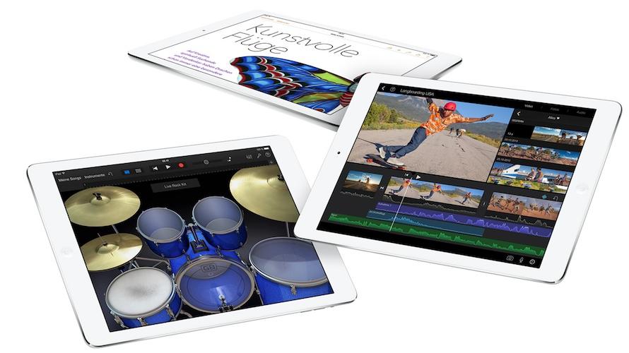 Kreative Anwendungen mit dem iPad