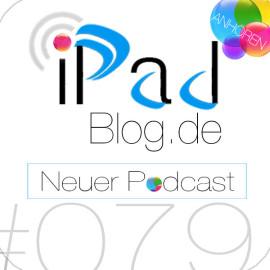 Podcast Teaser für die 79. Audioepisode.