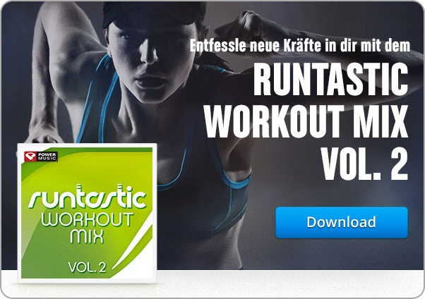 Download Runtastic Workout Mix Vol. 2 (60 Min Non-Stop Workout Mix) - Power Music